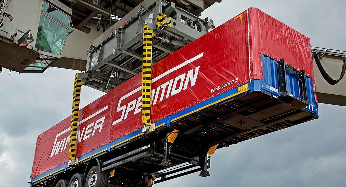 Winner Spedition GmbH & Co. KG - Planenbeschriftung
