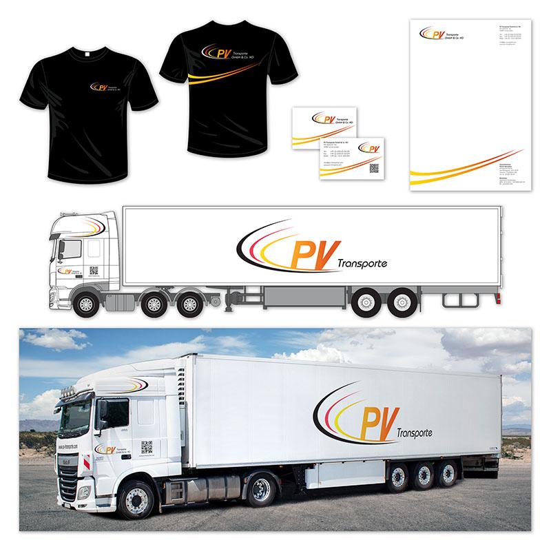 PV Transporte - Portfolio