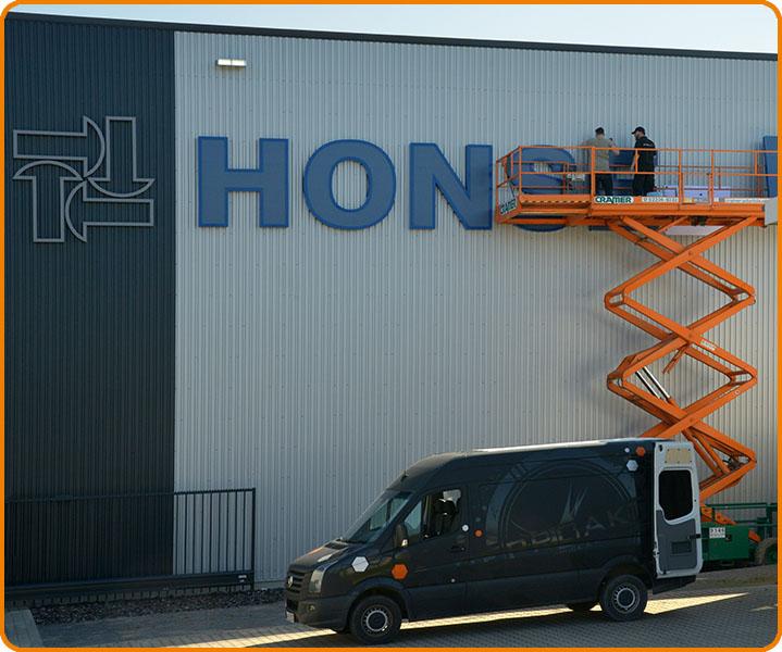 Honsel Montage Werk 3