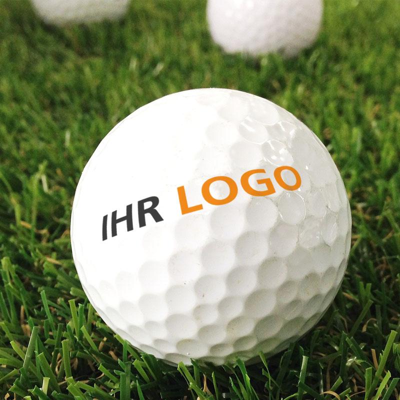 Golfball individuell bedruckt